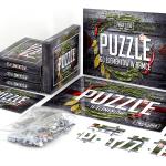Agencja Reklamowa REKOS - twarda oprawa - puzzle w ramce