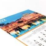 Agencja Reklamowa REKOS - kalendarz trójdzielny standard - główka